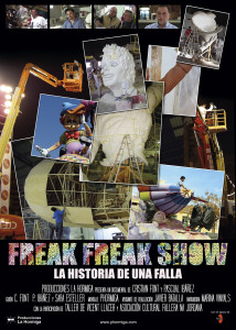 CARTEL FREAK FREAK SHOW_25X35_CASTELLANO_CR